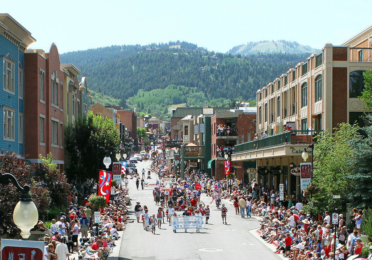4th of july parade in park city utah