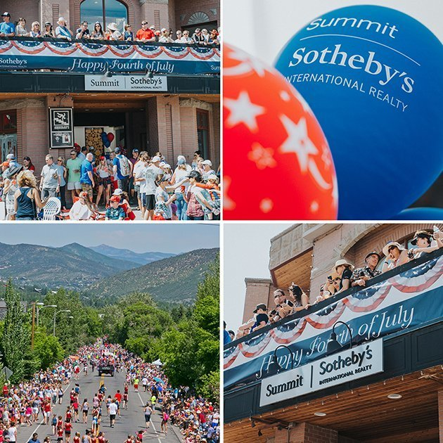 Sothebys July 4th party in Park City Utah