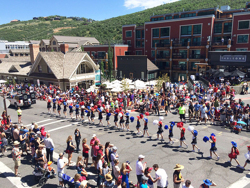 July 4th in Park City 2019