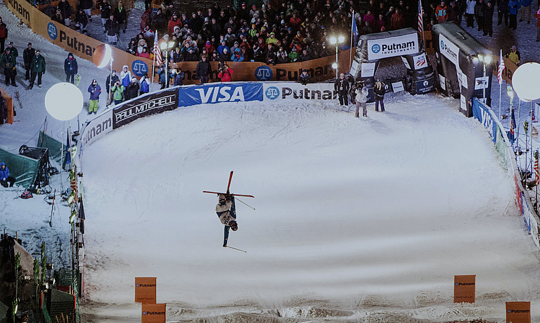 FIS Freestyle World Cup Deer Valley