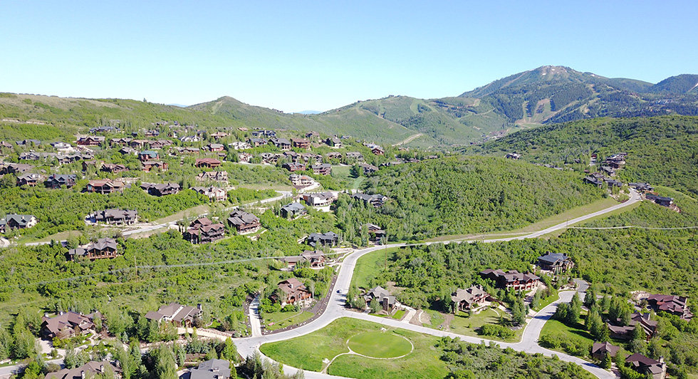 homes in lower deer valley utah