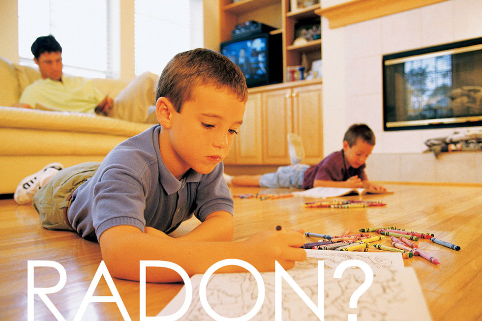 Is there radon in your Park City home?