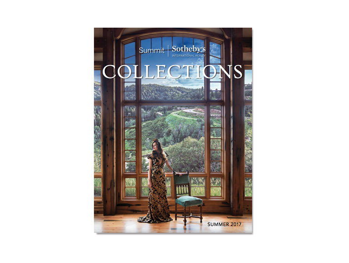 Summit Sothebys Collections magazine