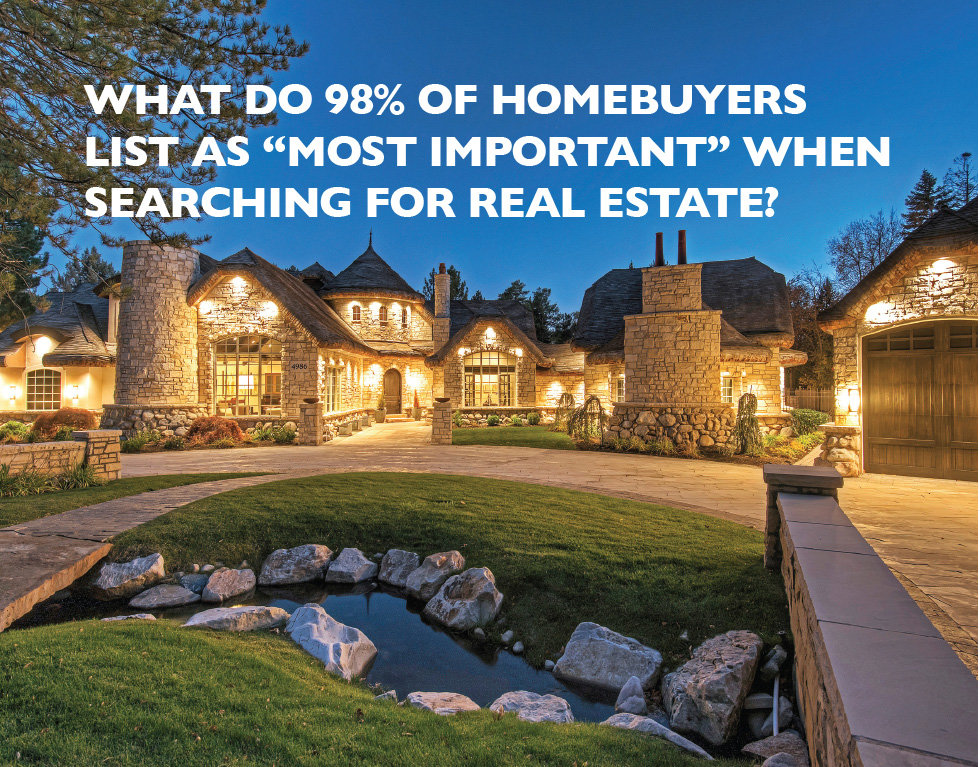Sothebys homebuyers list as most important