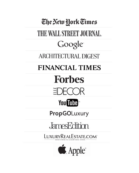 Sotheby's media publication partners
