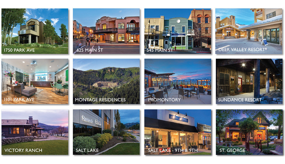 Summit Sotheby's utah office locations