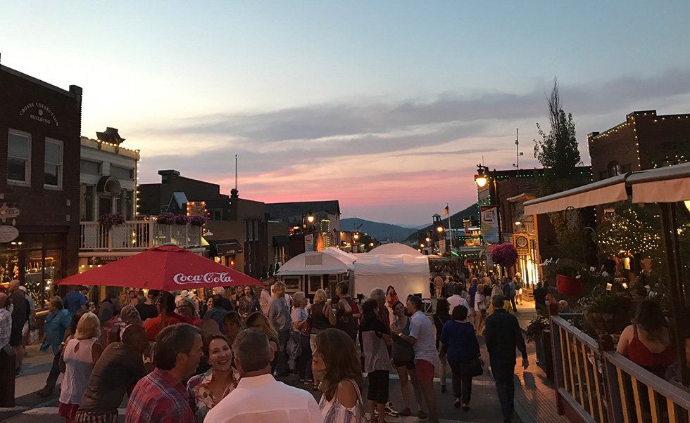 kimball arts festival in park city utah