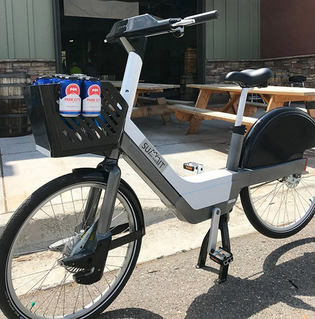park city's new electric bike share program