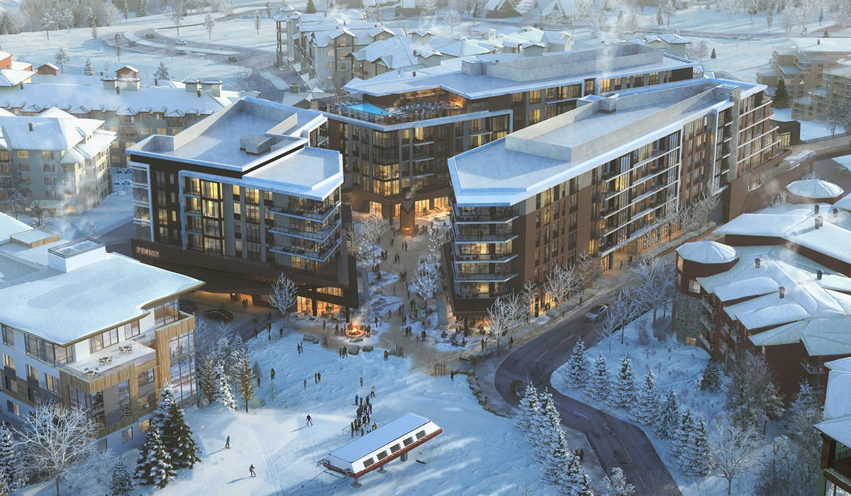 the pendry residences hotel at canyons village in park city