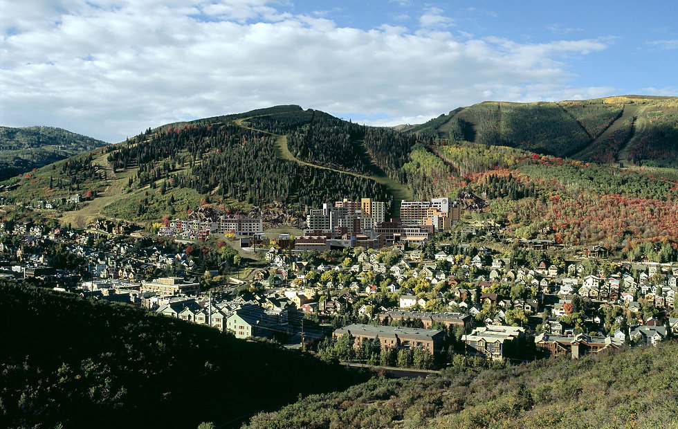 Rendering of Treasure Development in Park City Utah
