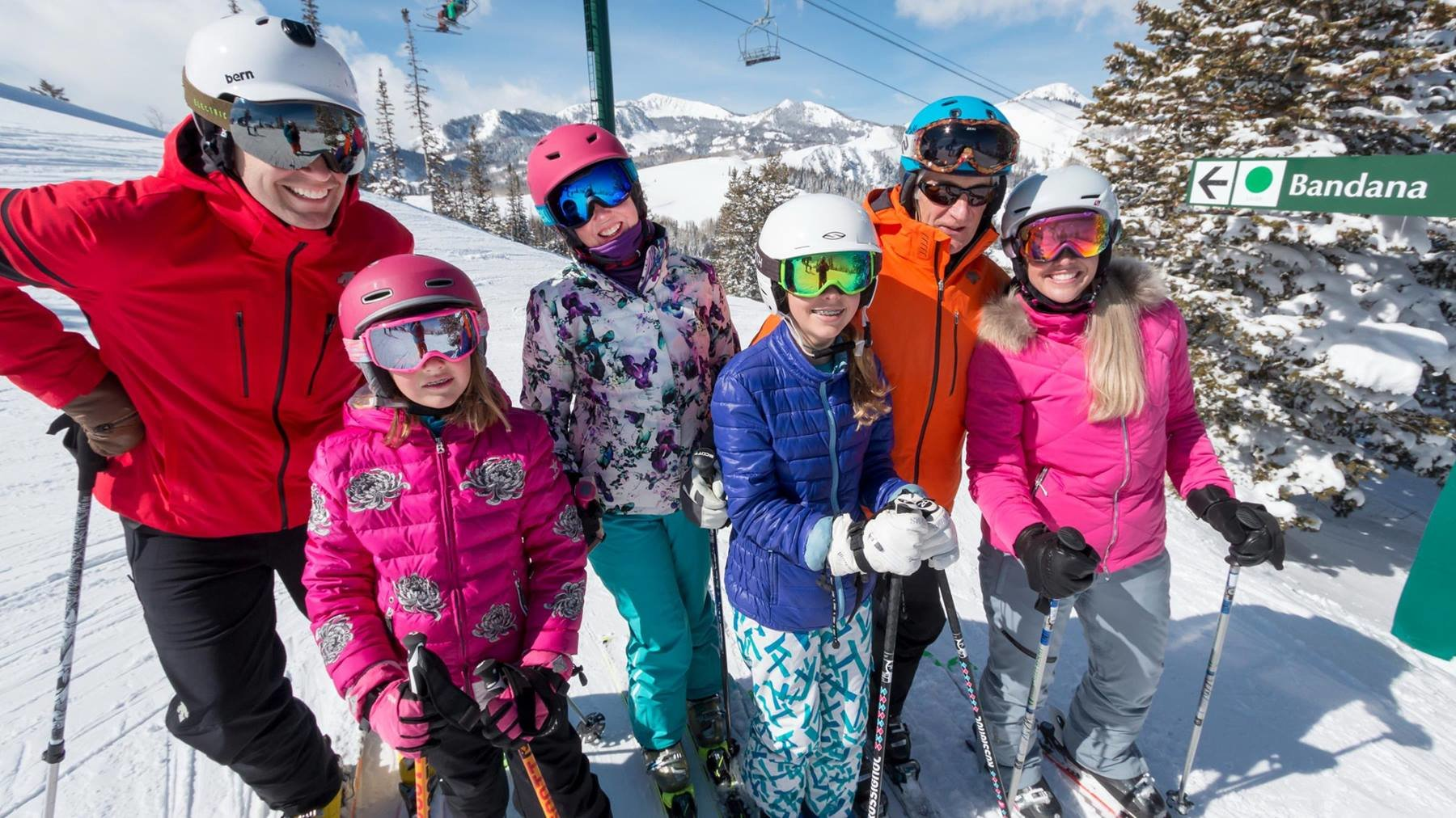 Ski packages make family getaways convenient