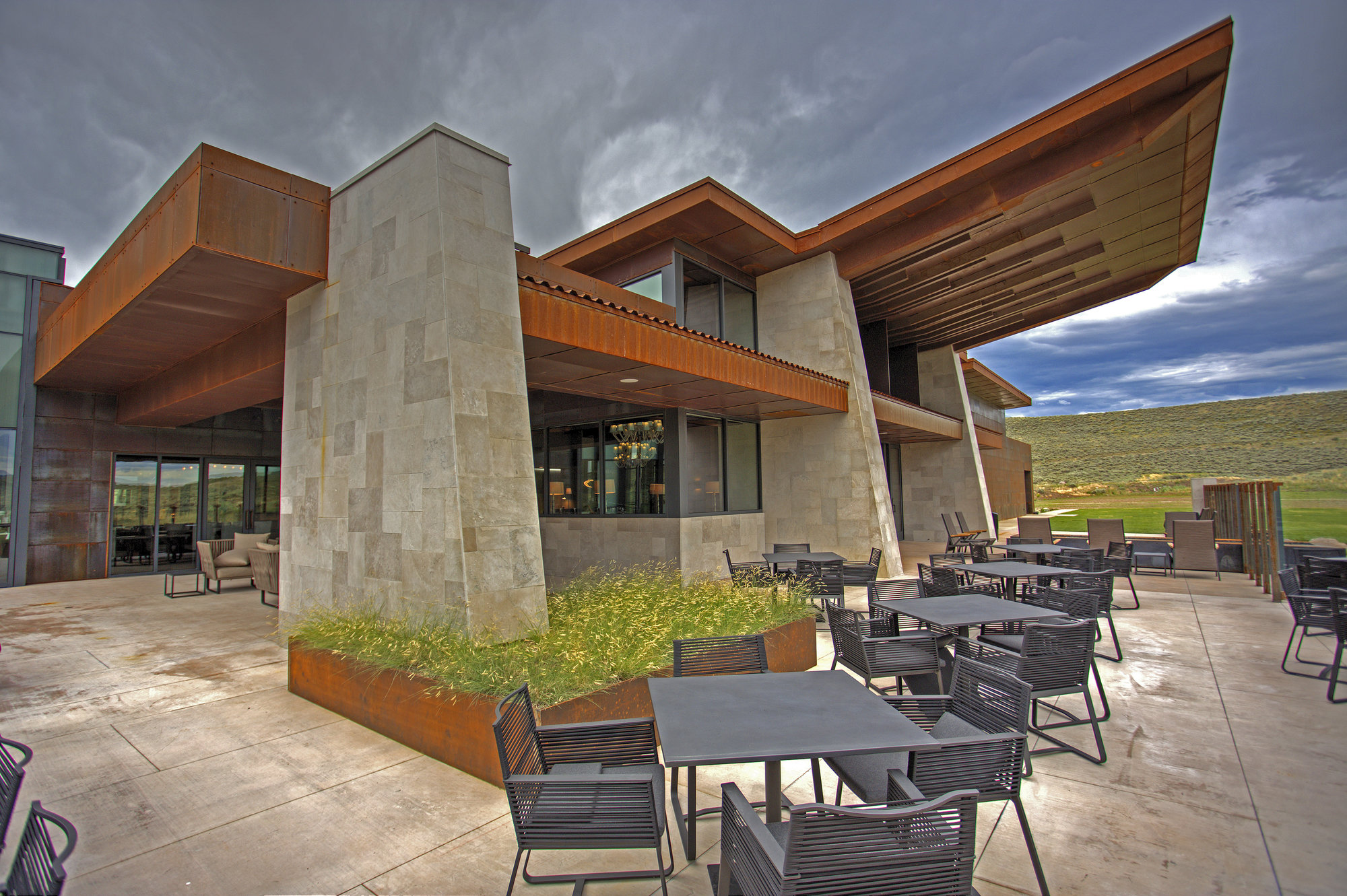 Promontory's Nicklaus Clubhouse