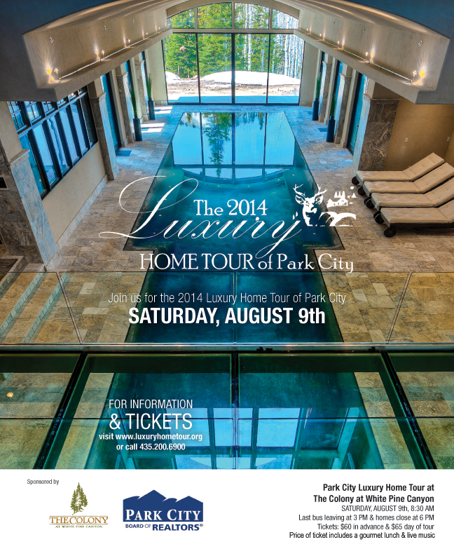 Amazing Come Out And See Some Of The Most Beautiful And Luxurious Homes In The Park  City Area And Benefit Some Area Charities At The Same Time. This Yearu0027s Tour  ...