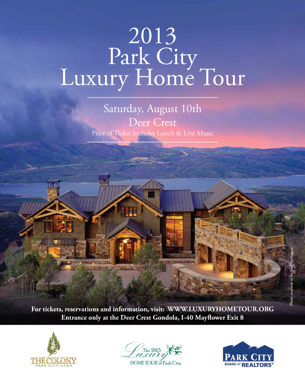 2013 luxury home tour in deer crest for Ad house