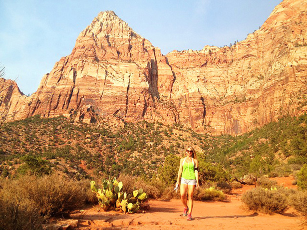 Road Trip to Zion National Park from Park City Utah